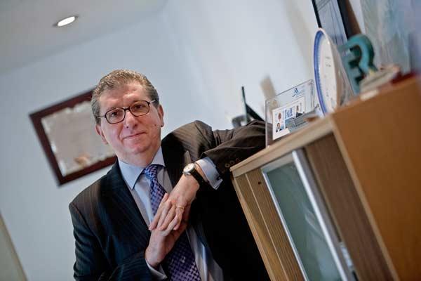 Director gerente de Turismo Valencia, José Salinas