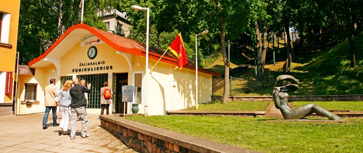 Funicular Zaliakalnis