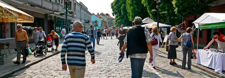 Calle Vilnius