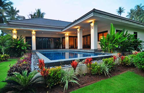 Villa de lujo con piscina  privada en Koh Samui, Tailandia