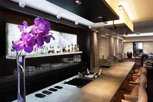 El Hotel la Trémoille de París ofrece una tapa de lujo