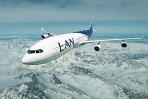LAN Argentina cumple cinco años