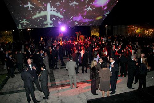 LAN Perú celebra 10 años de operaciones en el país