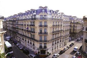 Historia y paisajismo en Paris con el Hotel la Trémoille