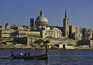 La Valletta, historia y patrimonio maltés