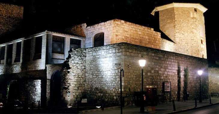 Castillo del Moral en Lucena/Foto Mancomunidad de la Subbética