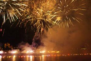 """Germanwings te acerca un espectáculo único: """"Las Luces de Colonia"""""""