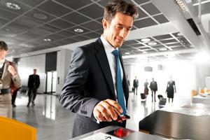 Lufthansa, la más rápida de Barajas