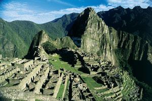 Machu Picchu (Perú) reconocida como mejor destino ecológico de Sudamérica