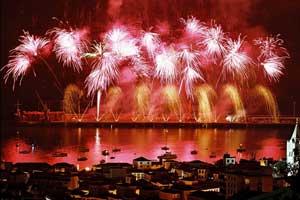 Madeira se engalana para el Festival del Atlantico