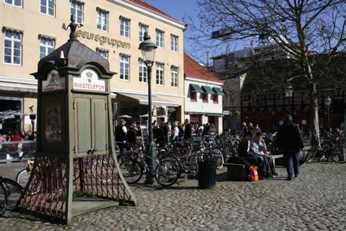 Malmö, tercera ciudad de Suecia