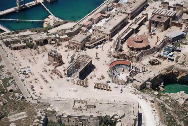 Malta, destino de cine
