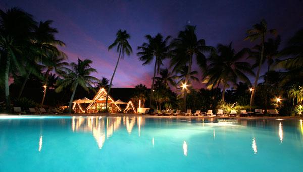 Turismo en Tahití: un abrazo de estrellas en Manihi
