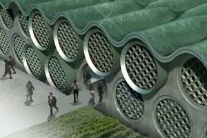 Mastinell recibe un premio en Shanghái por su proyecto hotelero en Vilafranca del Penedès