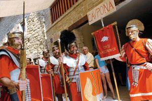 Turismo en Navarra: ¡Ave César, la ciudad romana de Andelos te saluda!