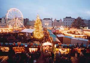 Mercado de Navidad de Wismar