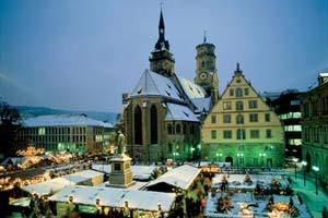 Germanwings te lleva a ver los mercadillos navideños de Stuttgart