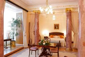 Motropol Moscow Hotel