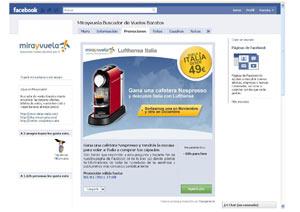 Mirayvuela.com organiza un original concurso en Facebook