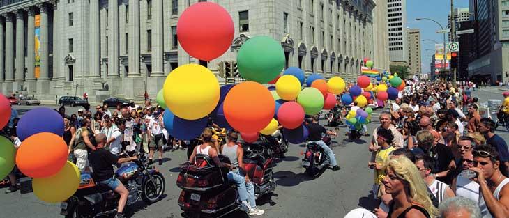Gay pride de Montreal