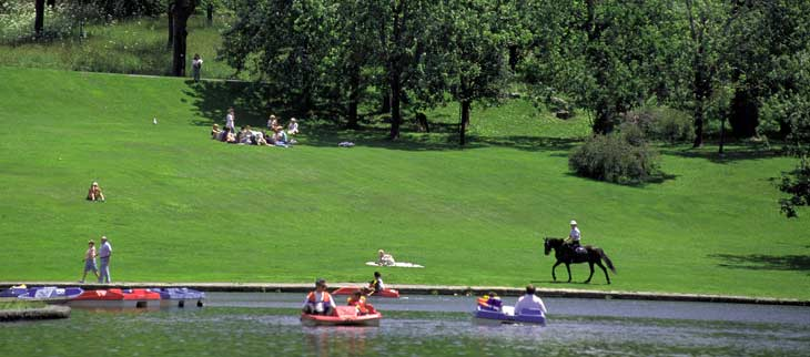 Mont Royal, uno de los parques más bellos de Montreal