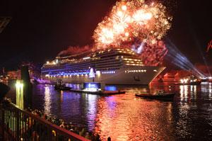 Novedades de MSC Cruceros para la temporada de invierno 2011-2012