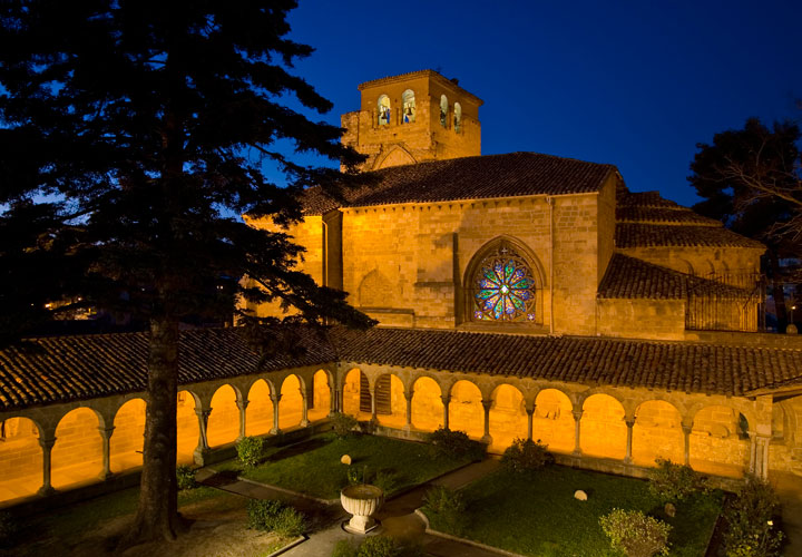 Estella, San Pedro de la Rúa. Autor: Patxi Uriz