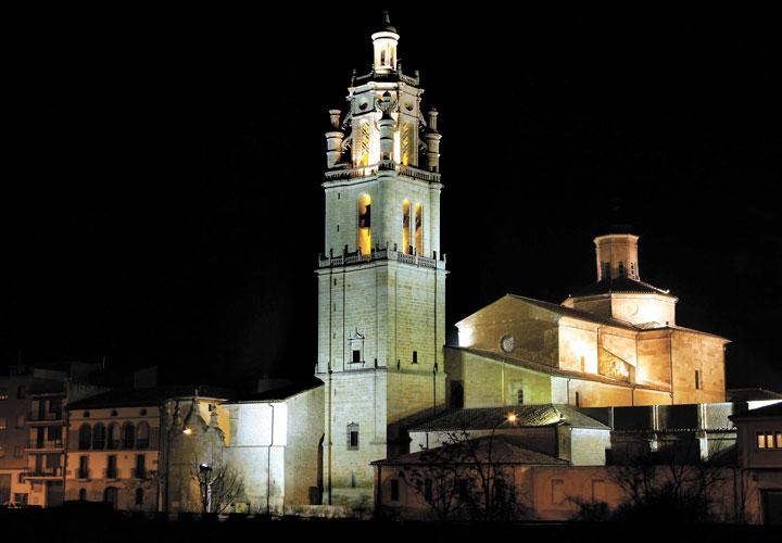 Iglesia de Los Arcos