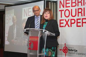 Rutas del Vino de España, premiada en la I Edición de los premios Nebrija Tourism Experience