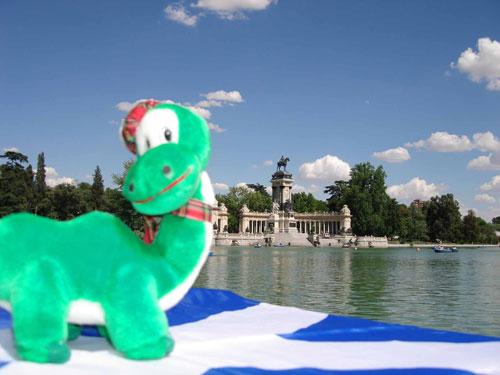 Nessie en Madrid