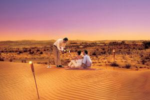 """Experimentar el misterio de los desiertos en hoteles """"oasis"""""""