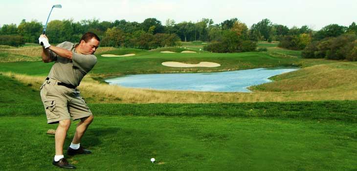 En Niágara hay varios campos de golf