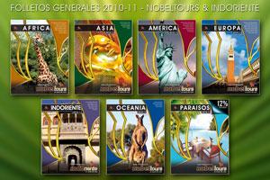 Nobeltours & Indoriente lanza sus folletos 2010/2011