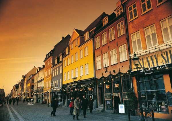 Turismo en Dinamarca: originales tradiciones en Copenhague