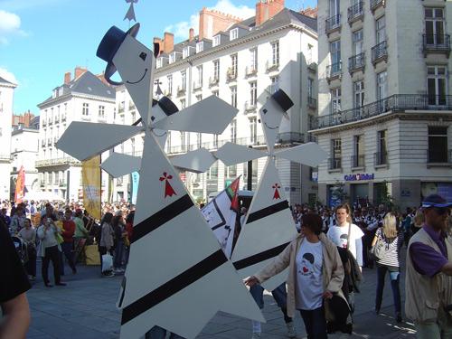 Fiesta de Saint Yves, autor Mathieu Guihard