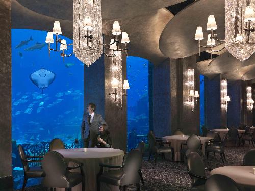 Santi Santamaria inaugura en Dubai el restaurante Ossiano