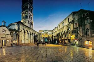 Palacio Diocleciano de Split