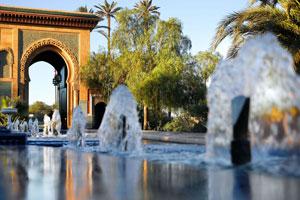 Palmeraie Spa (Marrakech): relajación entre un mar de palmeras