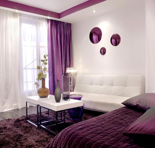 Apartmentparis.fr: pisos en un estilo contemporáneo en pleno corazón de París
