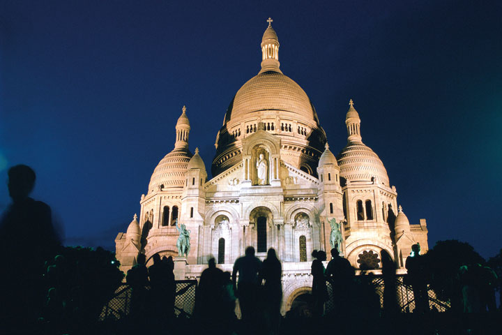 Basílica del Sacré Couer © Paris Tourist Office