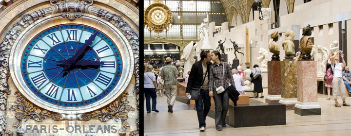 Museo de Orsay © Paris Tourist Office