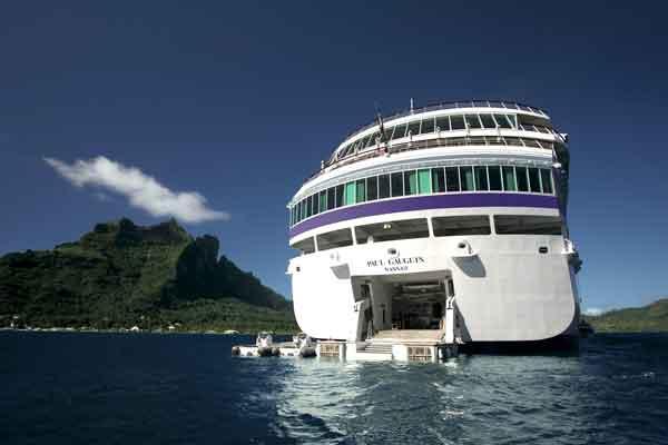Paul Gauguin Cruises, adquirida por Pacific Beachcomber