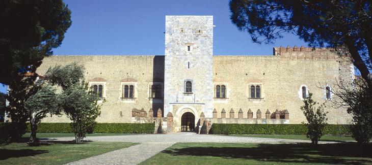 Palacio de los Reyes de Mallorca, Perpiñán. © M Jauzac.