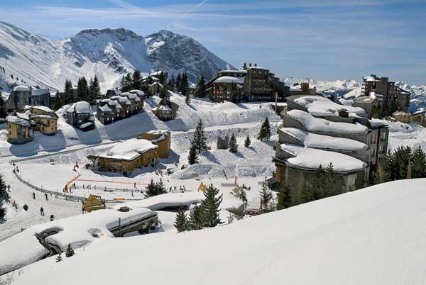 La mejor nieve de los Alpes y Pirineos franceses con el Grupo Pierre & Vacances