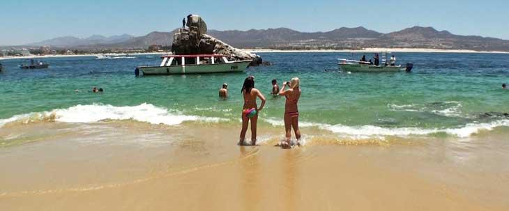 Playa y roca del pelícano/Juan Coma