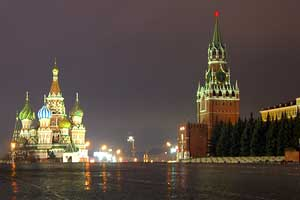 Plaza Roja de Moscú. Autor: Willamon (Licencia Creative Commons)
