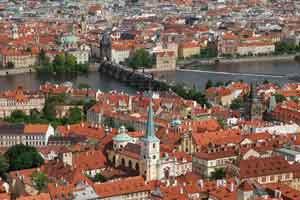 Cinco planes ineludibles de Praga en abril