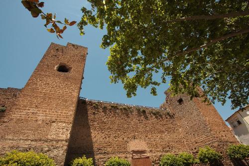 Castillo de Priego de Córdoba. Foto Ayuntamiento de Priego de Córdoba