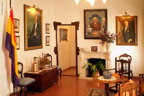 Casa Museo Niceto Alcalá Zamora. Foto Ayuntamiento de Priego de Córdoba