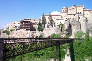 Puente de San Pablo y Casas Colgadas